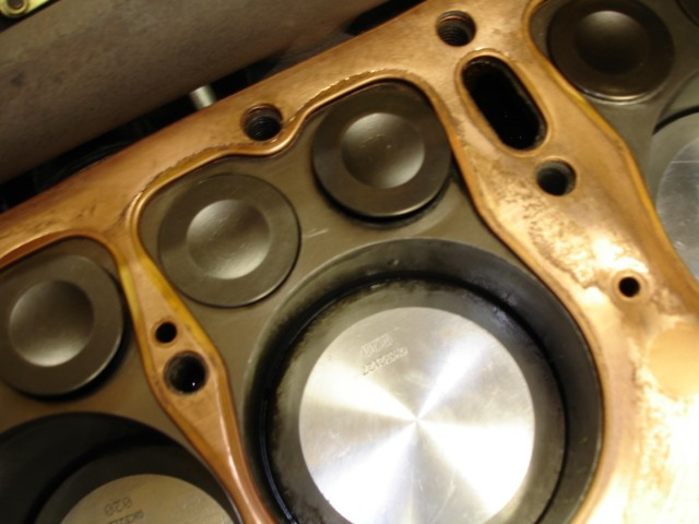 gasket clearance