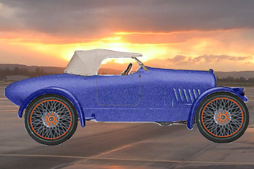 1917 speedster body picture