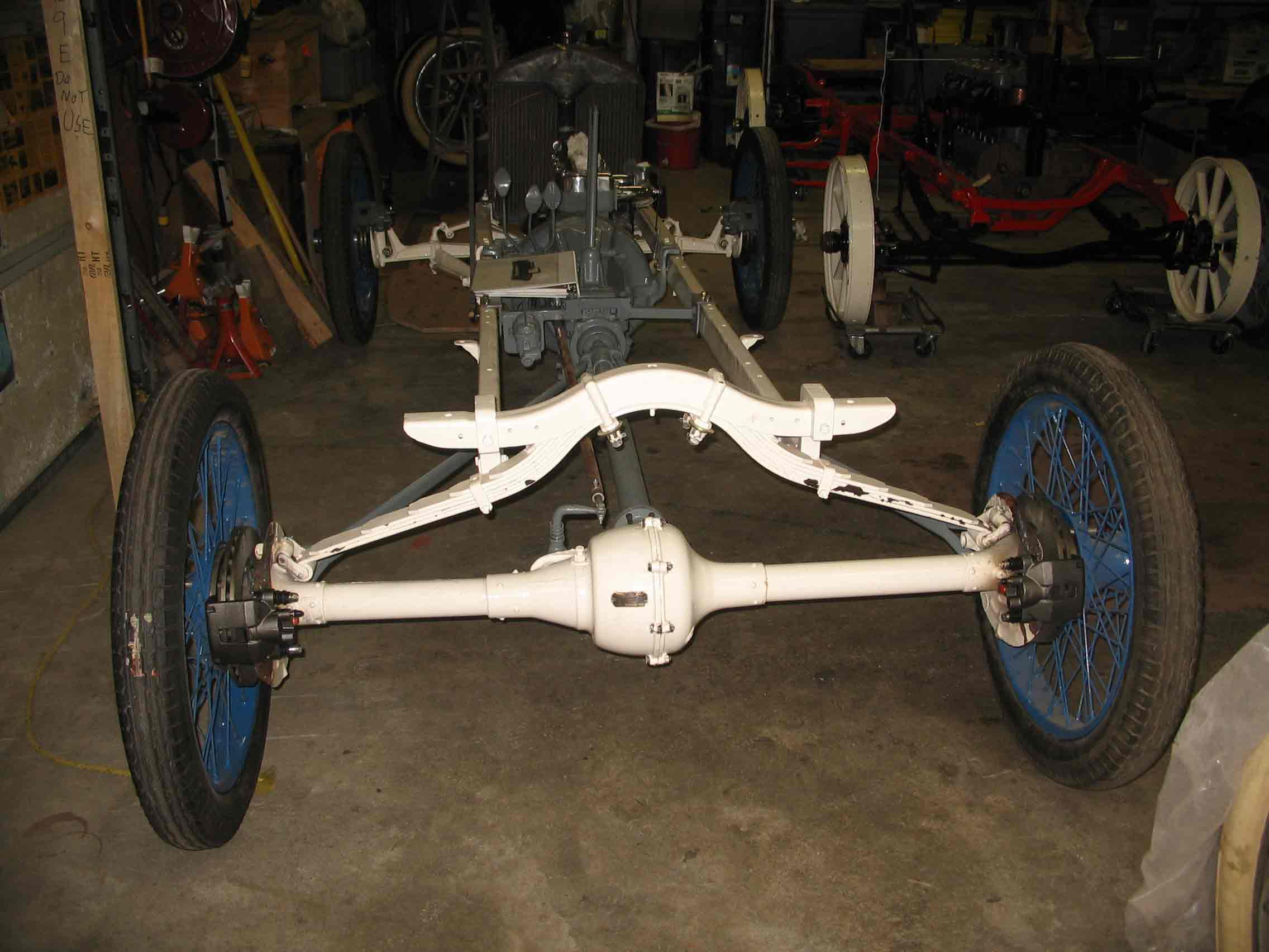 Model T Ford Steering Parts : Ford model a suspension parts