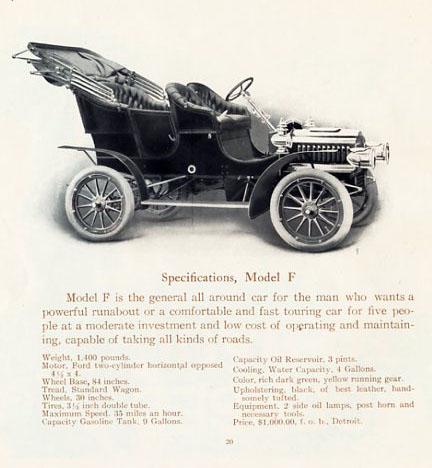 Model F