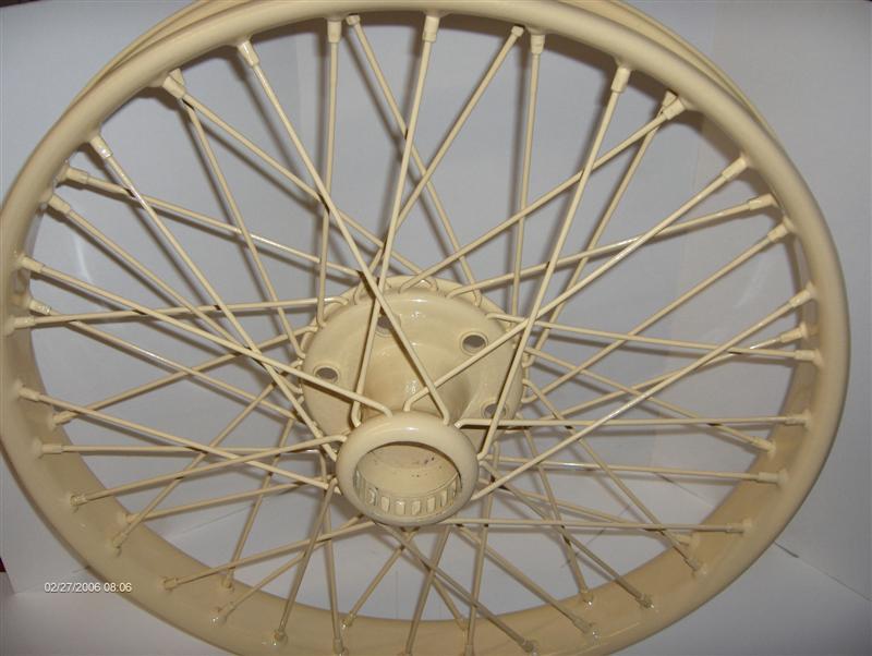 NOS Dayton wheel