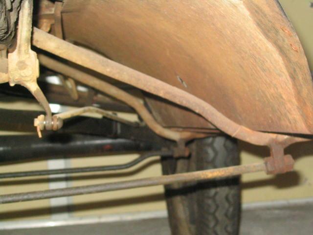Model T Ford Forum Check my 11 running board brackets