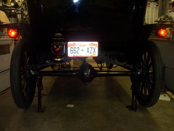 Car Battery Voltage >> Model T Ford Forum: LED Lights