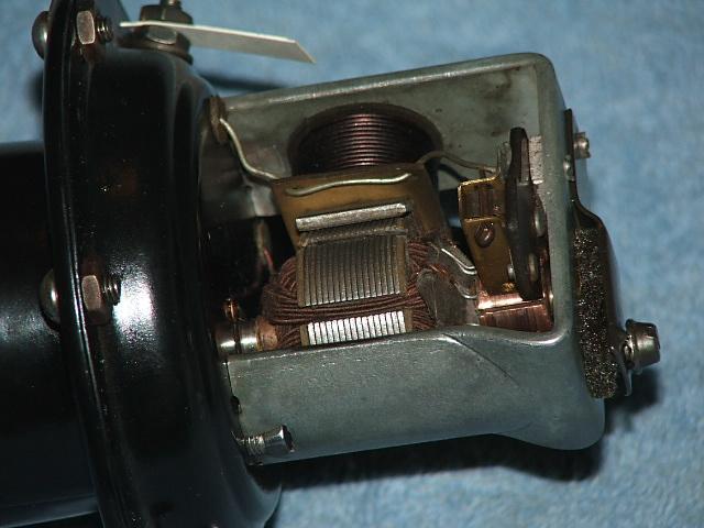 Model T Ford Forum: Question on adjusting very weak horn