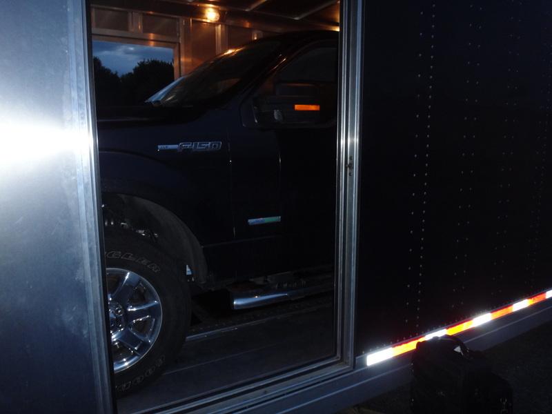 Ned's truck