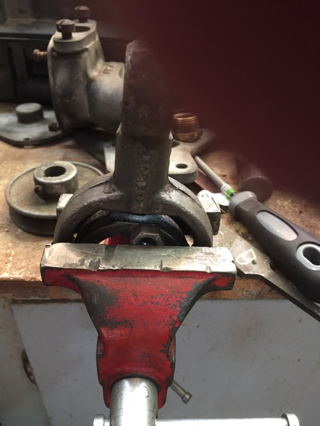 moving clevis