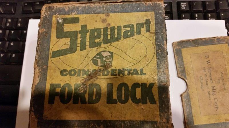 Stewart Lock 7