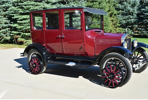 1926 Fordor