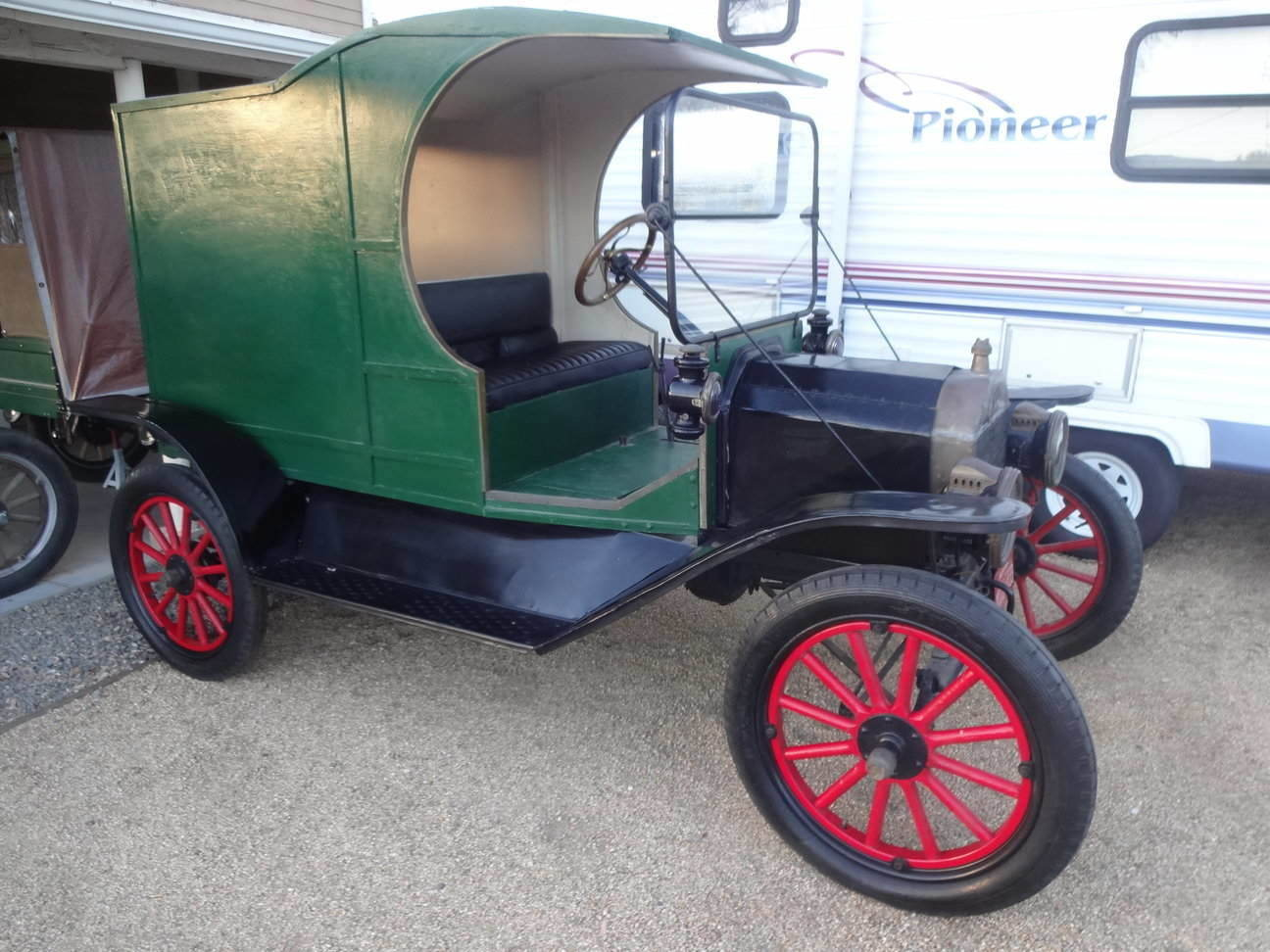 1913 Pie Wagon I just purchased on MTFCA