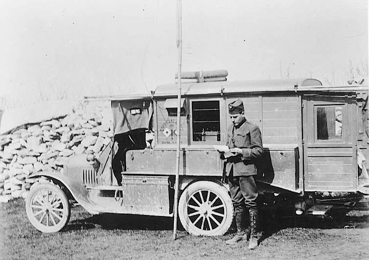 1917 Ambulance