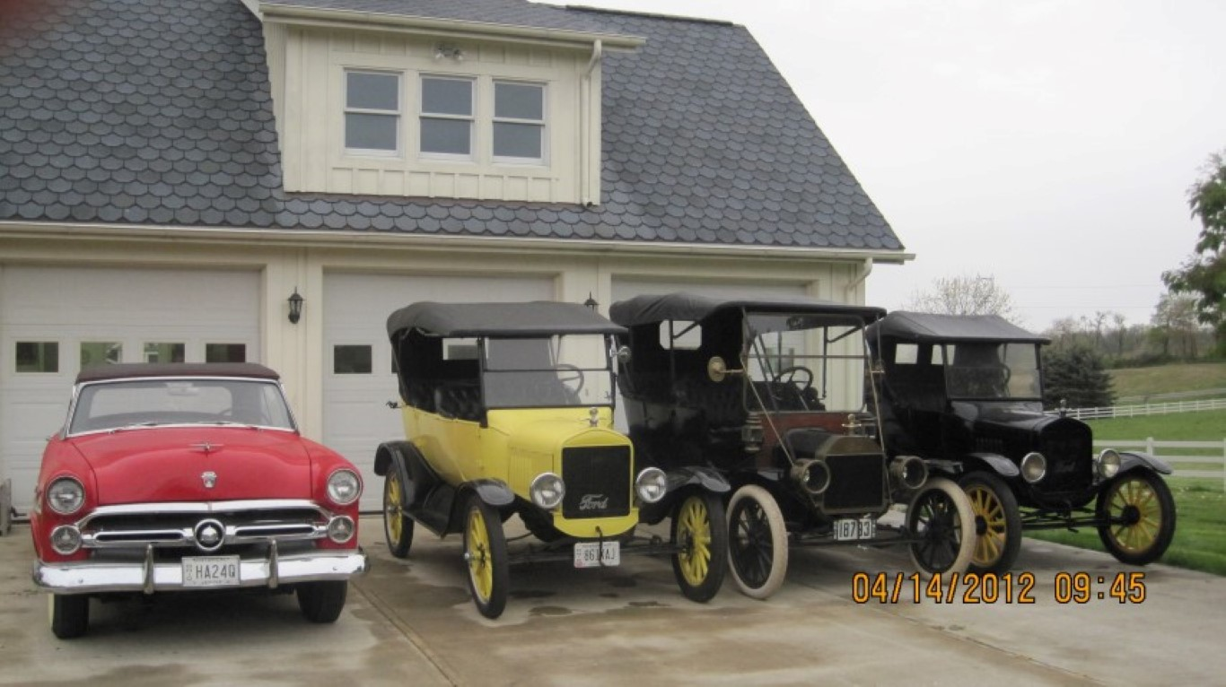 `52,`24,`12,`23 Fords
