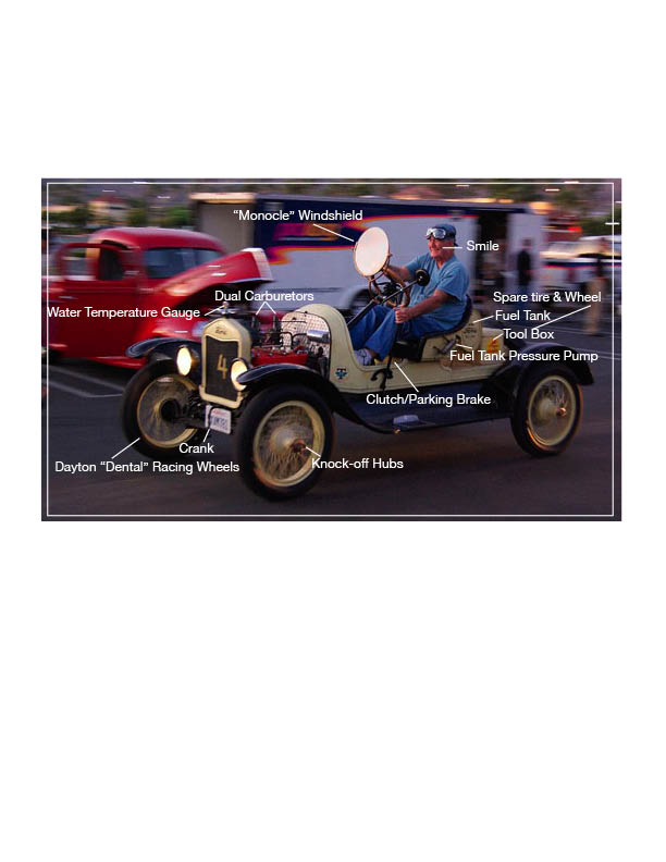 1919 Speedster