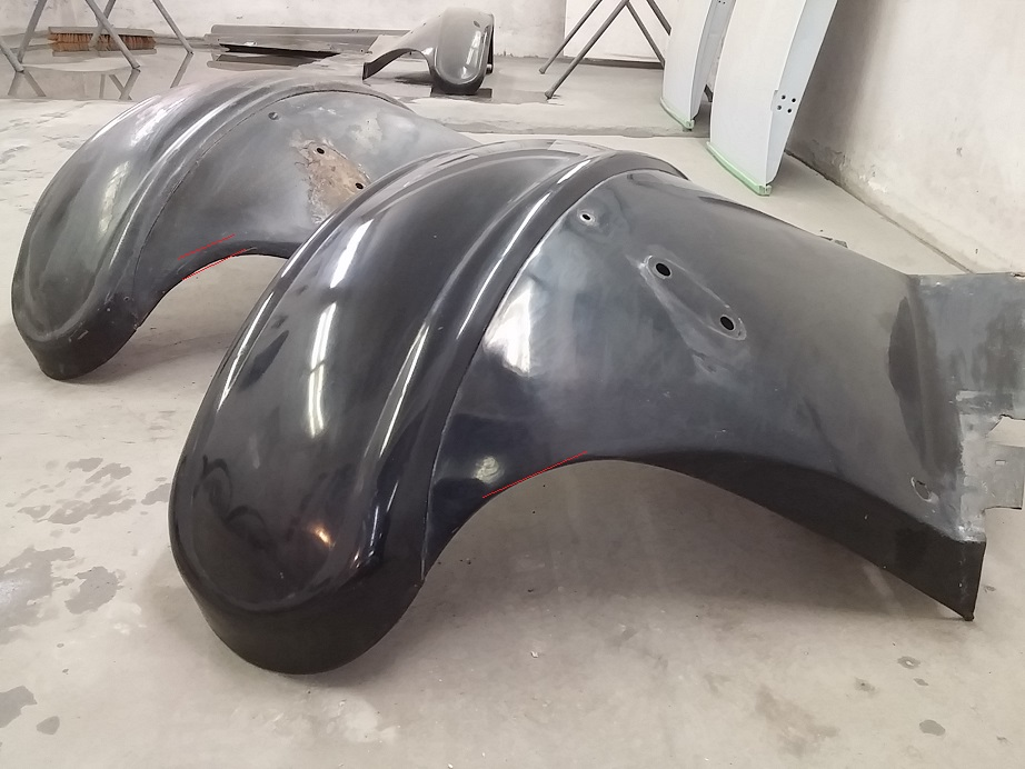 Ford Model A Fenders : Model t ford forum front fender differences