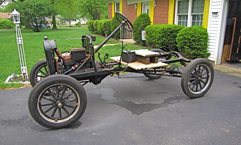 1926 Chassis