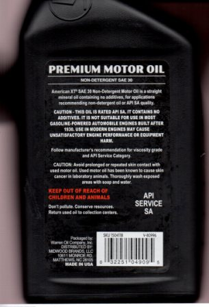 Model T Ford Forum Found My Perfect Motor Oil Today At