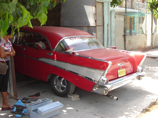 Model T Ford Forum: OT--How does one export parts to Cuba