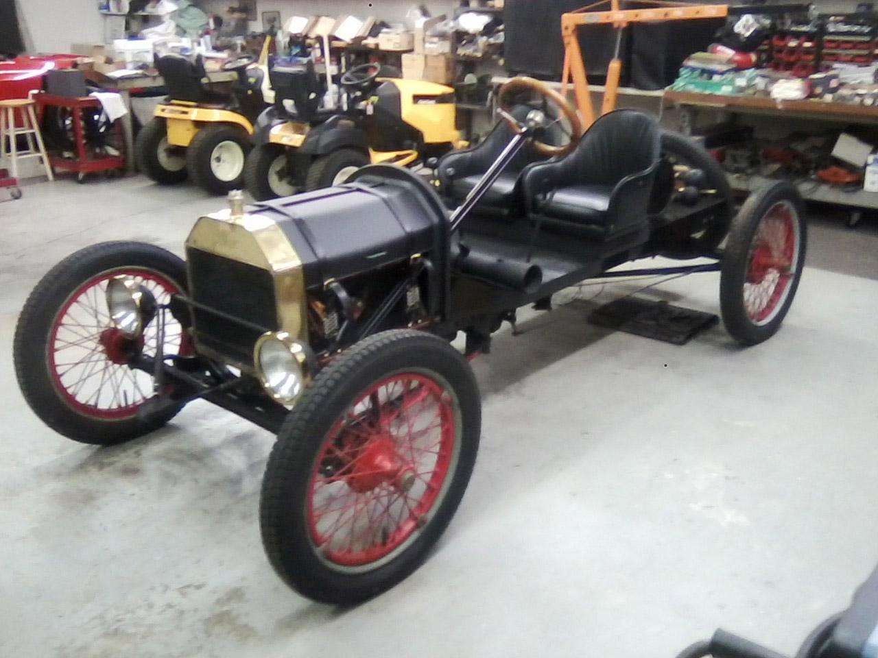'20 T Fairground Racer