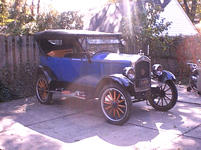 Model T Ford Forum Ot Gray Motor Corporation