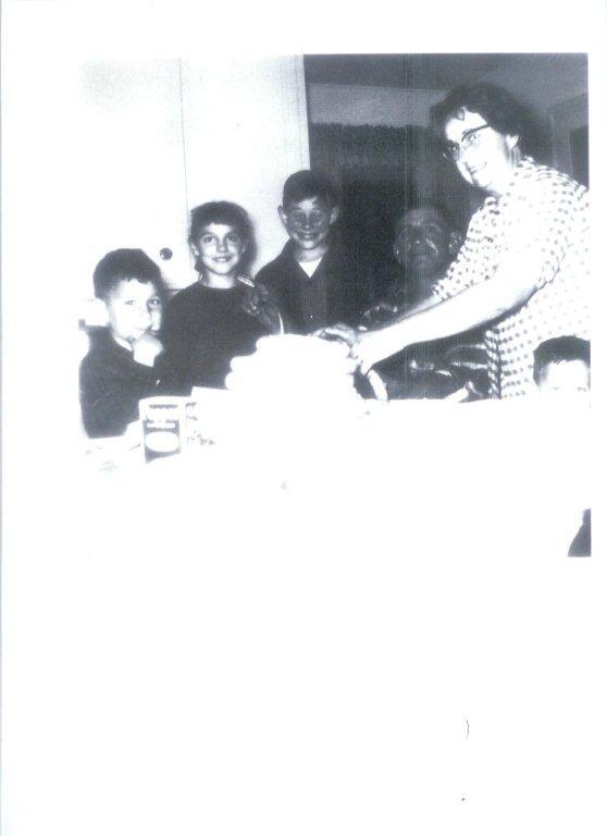 Making Sausage 1954