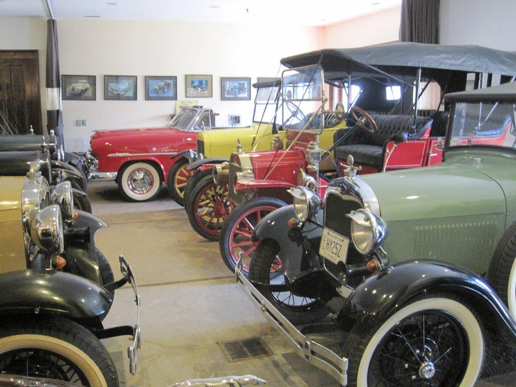 pauls cars