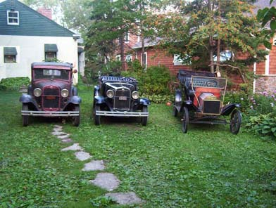 3 fords