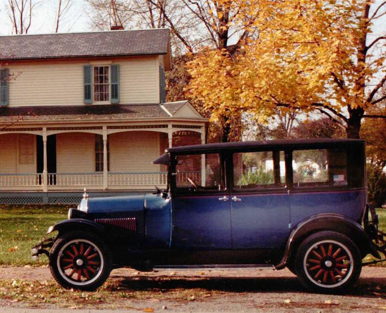 1926 Dodge Brothers Four Door DeLuxe Sedan
