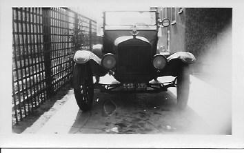 1927 CA plate