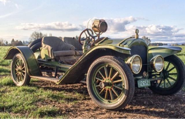 1917 T Speedster