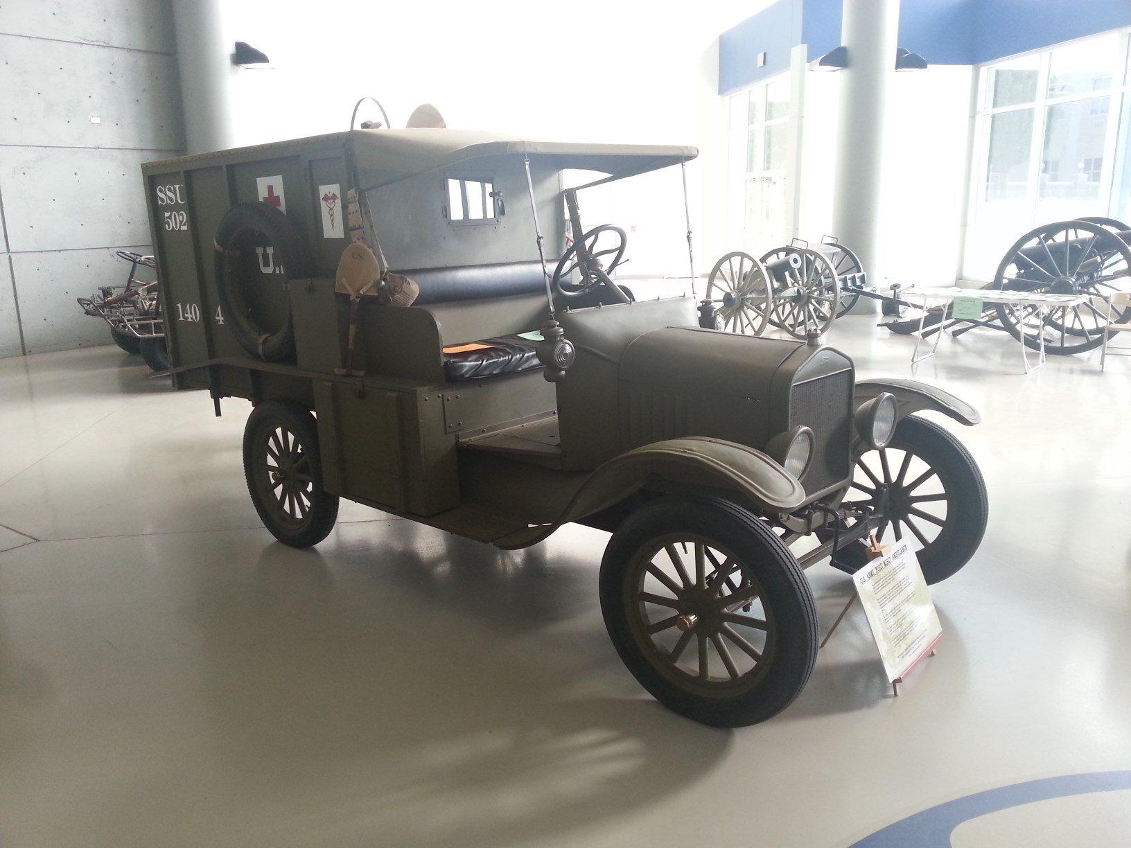 M1917 U.S. Army Ford Ambulance