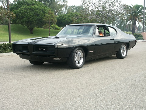 68 GTO 455cid with custom EFI and 6 speed T56 trans