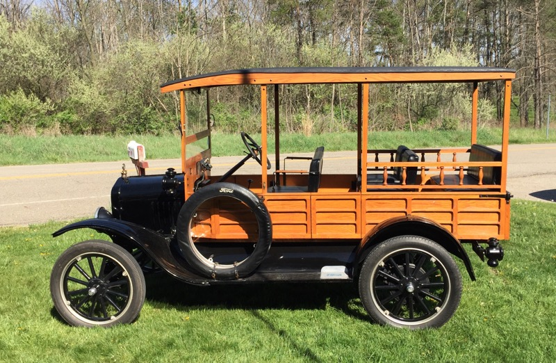 1921 Ford