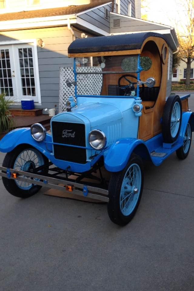 1923 Model T truck