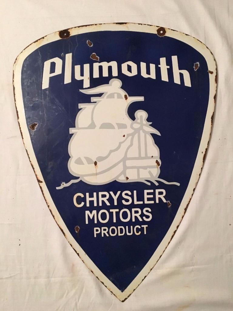 Model T Ford Forum: OT Porcelain signs original or fake    ??