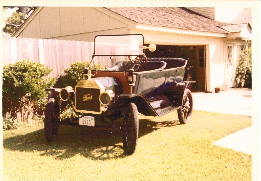 1913 car