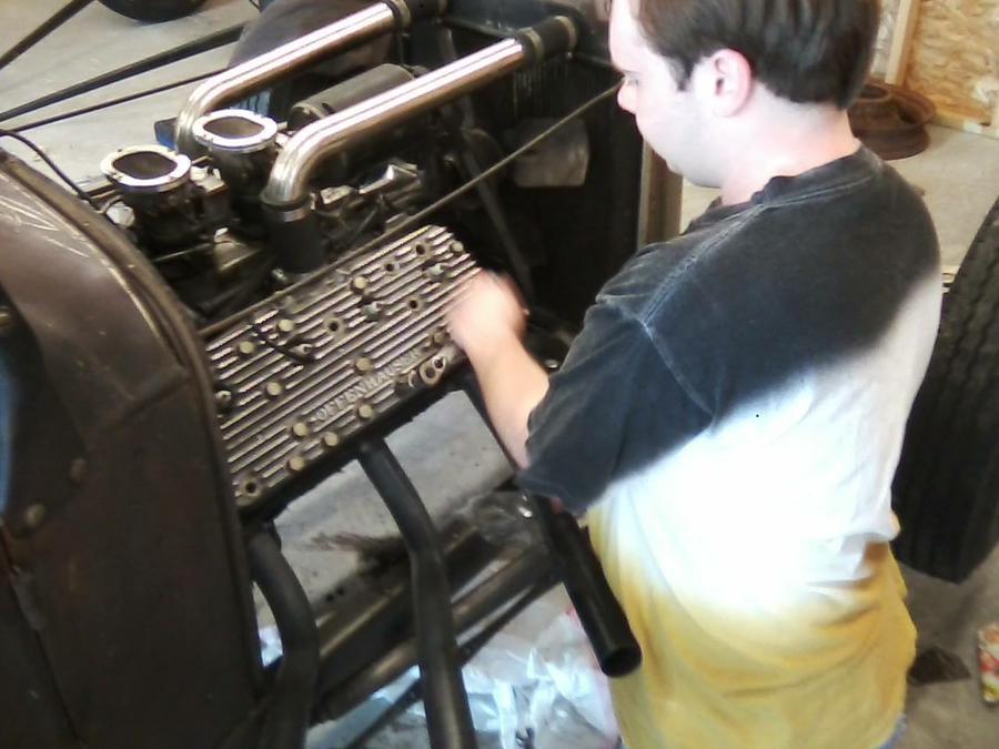 Overhauling the 59Y flattie