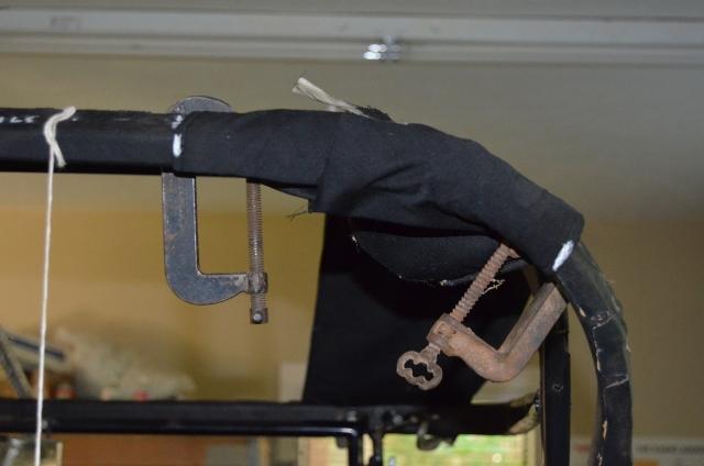 rear bow