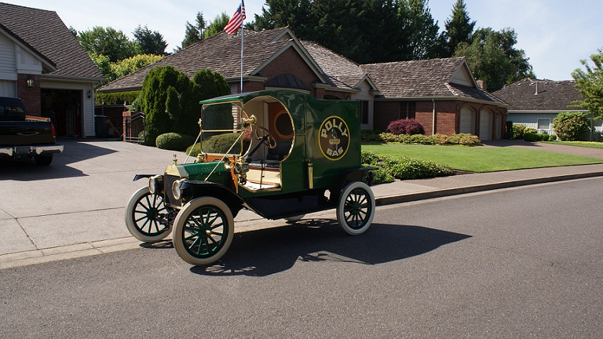 1911 pie wagon