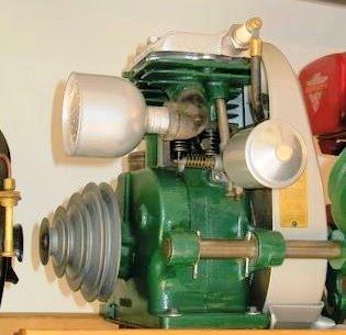 Briggs&Stratton Y type motor