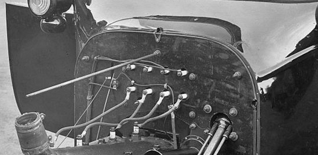 Model T Ford Forum  Coil Box Wiring