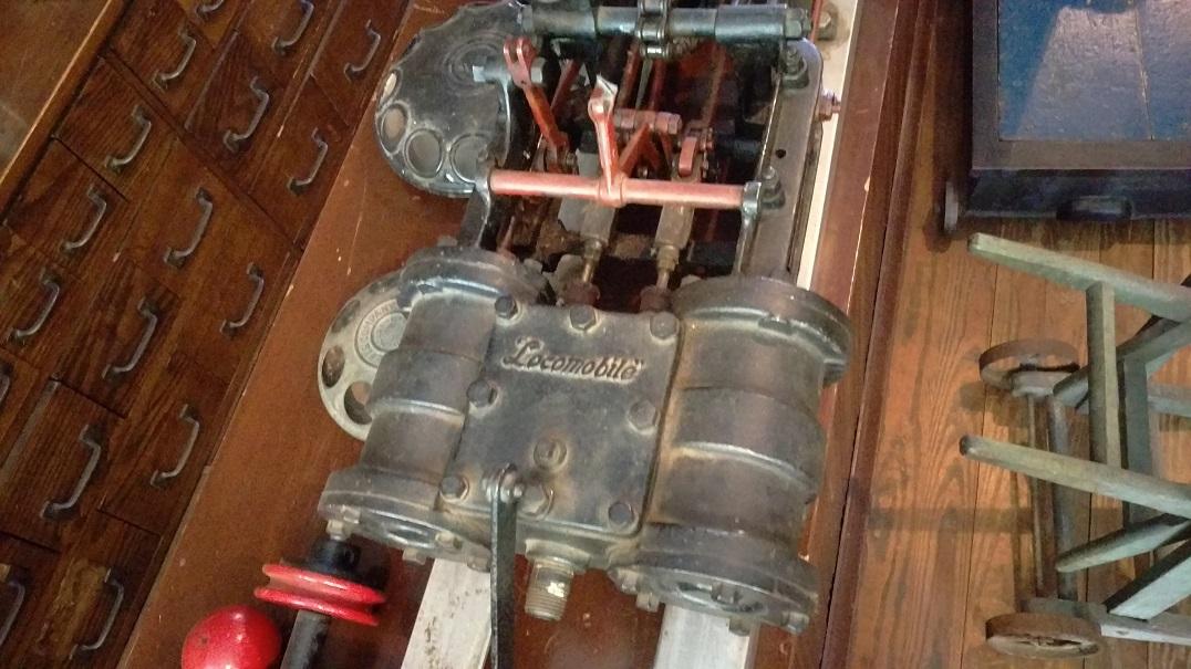loco steam 2