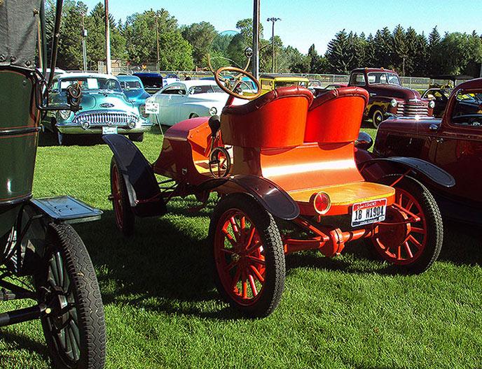 Little Falls Car Show And Swap Meet