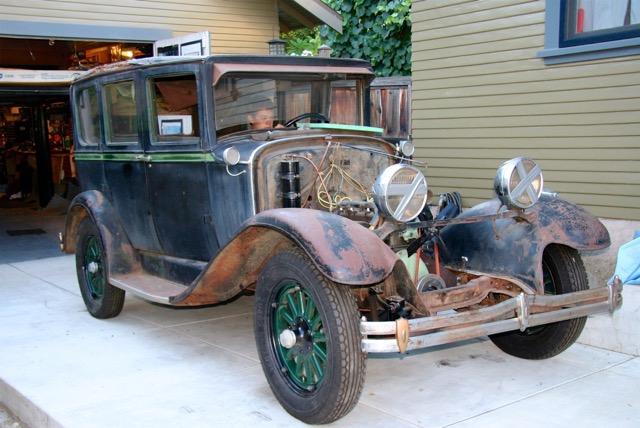 1929 Chandler model 65