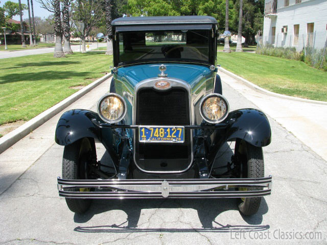1928 Chevy national