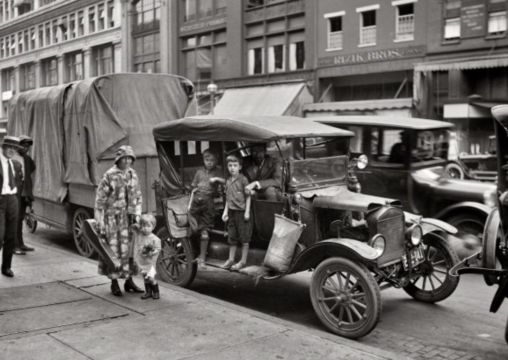 wagon T
