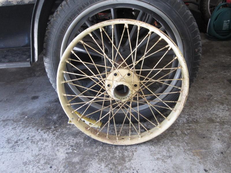 Dayton Wire Wheel