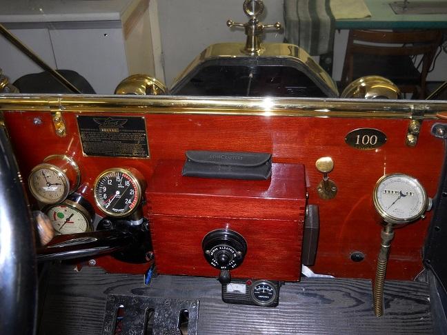mechical tacho drive
