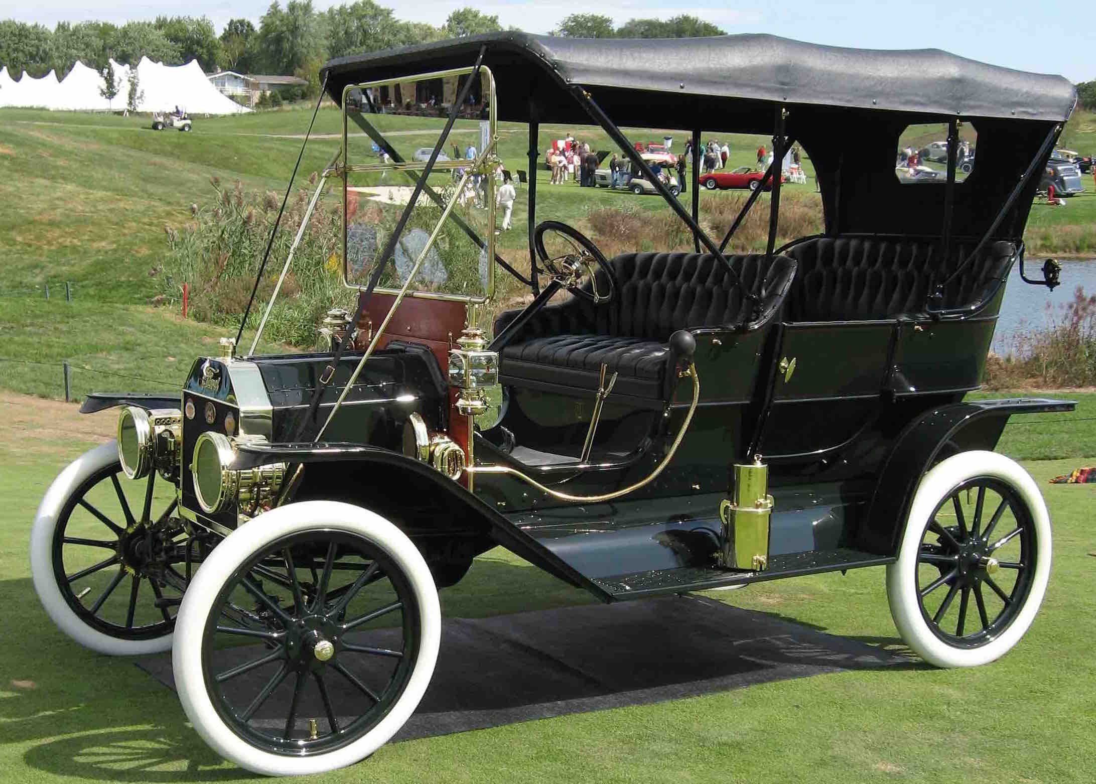 1910 Touring that is correct