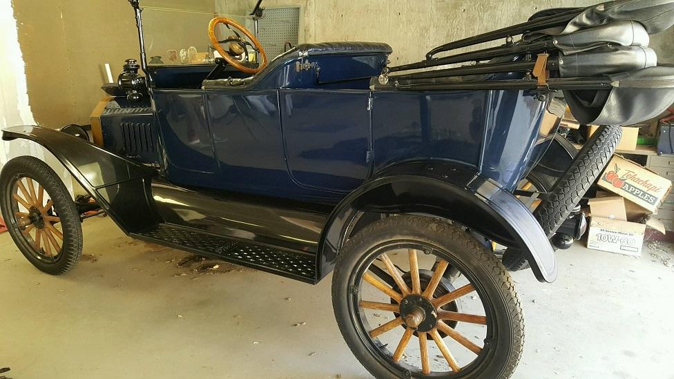 15 Touring rear