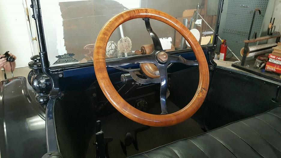 15 Touring steering
