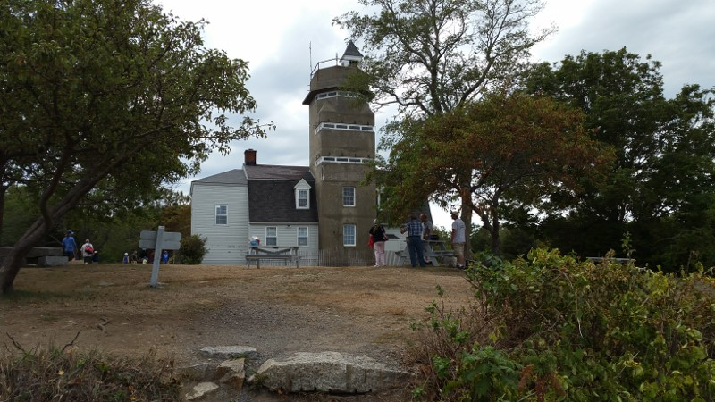 9. Halibut Point State Park, 60-foot fire control tower